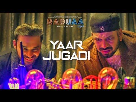 YAAR JUGADI LYRICS - Raduaa | Stylish Singh