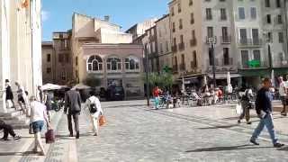 City Centre, Narbonne, France