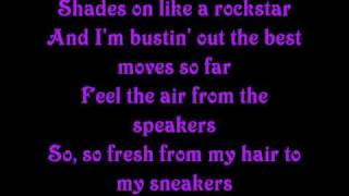 Shades with Lyrics - StarStruck