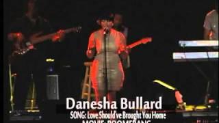 "DANESHA SINGS SONG FROM THE MOVIE ""BOOMERANG"" @ TNL"