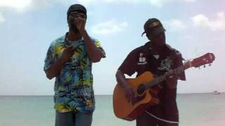 Negril beach dudes- Redemption Song