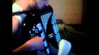 Oceans 12 OST/ The à la menthe (accordion cover)