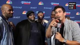 Linkin' Bridge Talk Linkin Park Collab at America's Got Talent w/ @RobertHerrera3