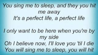 Moby - The Perfect Life Lyrics