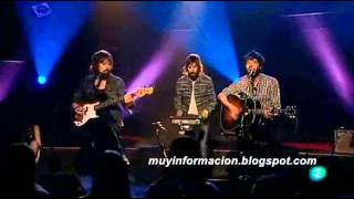 Sierra y Canadá - Sidonie (Los conciertos de Radio 3 en La 2, Entreacústicos - La 2, 22/09/14)