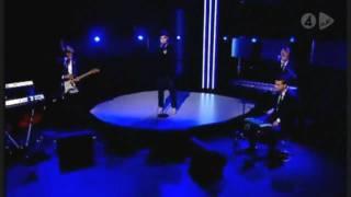 Eric Saade - Echo Live (Nyhetsmorgon)