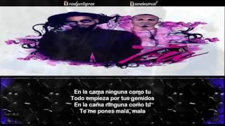 Ninguna Como Tu (Lyrics!) - Randy Nota Loka Ft Anonimus