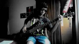Green Day - Boulevard Of Broken Dreams (bass cover)