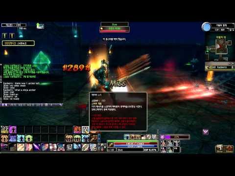 Dekaron Action 8 - Maze Dungeon