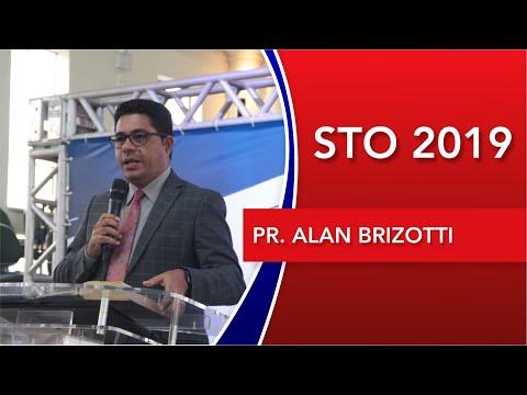 Seminário teológico para obreiros - Pr. Alan Brizotti - P3 - Unidade e alinhamento - 21 09 2019