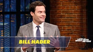 Bill Hader on Playing a Hit Man Who Wants to Be an Actor