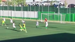 Olímpico do Montijo 4-0 Vasco da Gama da Vidigueira - Jornada 1 Campeonato de Portugal 18/19