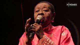 Calypso Rose - No Madam - Live at WOMEX 16 - Artist Award Winner