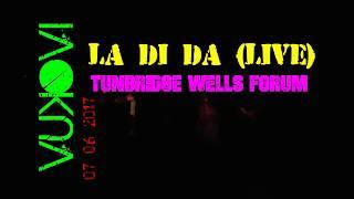 Vukovi - La Di Da Live @ The Forum, Tunbridge Wells, 2017