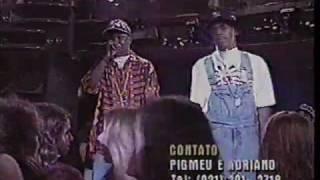 Rap da Felicidade - Cidinho e Doca - Furacão 2000 Anos 90