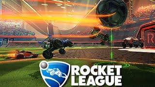 Melhores momentos jogando o Rocket League