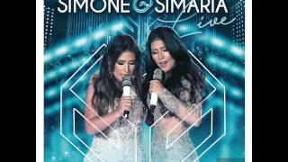 Simone e Simaria - Amando Por Um (Áudio) DVD LIve