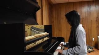 Naruto Shippuden Unreleased OST - Konoha Peace on piano