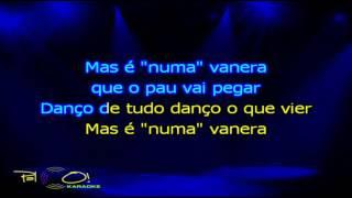 Alma Serrana - Roda morena - Karaoke