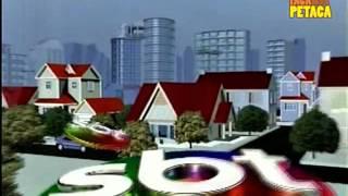 Cinema em Casa | Vinheta de Abertura (2001-2009) | SBT