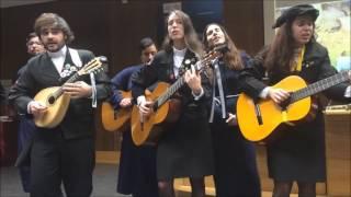 Grupo de Música Típica Portuguesa Encerrando o Colóquio de Outono
