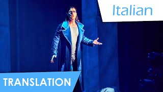 NDdP - Le temps des cathédrales (Italian) Subs + Trans