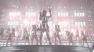 BEYONCÉ - The Mrs  Carter Show - World Tour 2014 Promo Video