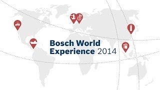 Become one of six Bosch explorers 2014