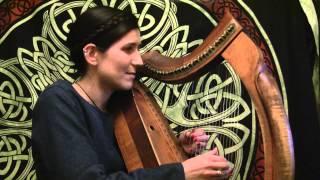 Wiedźmin 3: Dziki Gon - Pieśń Priscilli Cover na harfę - Witcher song cover
