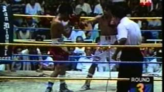 Manny Pacquiao vs.  Acasio Simbajon Full Fight