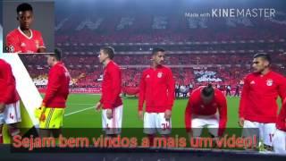 Vídeo motivacional para o Benfica.