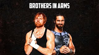 Dean Ambrose & Seth Rollins - Brothers in Arms (RUS and ENG subtitles)