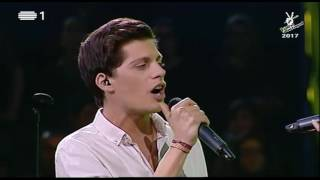 Salvador Seixas & Mia Rose - Tudo para dar | Gala de Fim de Ano | The Voice Portugal