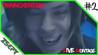 OWNMCKENDRY & PARKOLÓZÓNA - PUBG LIVE MONTAGE ft. DREAMDEWIL | PART #2