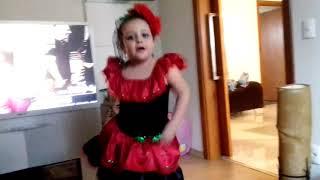 Bianca dança carnaval