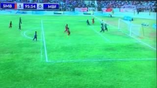 Goli la Fredrick Blagnon FT.  Simba S.C. 2-1 Mbao F.C. | Azam Sports Federation Cup | 27/5/2017 |