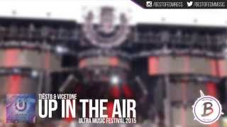 Dzeko & Torres ft Delaney - Air [Live From Tiesto's UMF Miami 2015 Set]
