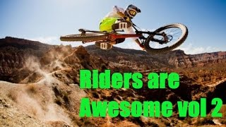 RIDERS ARE AWESOME 2014 VOL 2