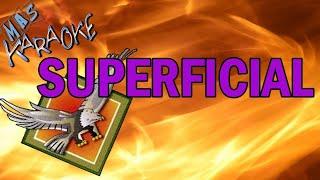 CHEBERE - SUPERFICIAL (KARAOKE)