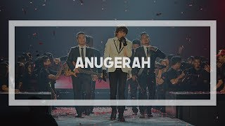Akim & The Majistret - Anugerah (Lirik Video)