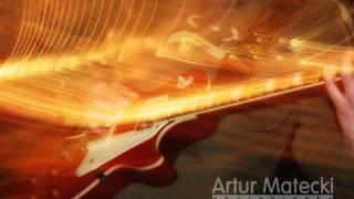 UK Indie Guitar Backing Track in A Minor/C Major (Solo: Daniel Bogaczyk)