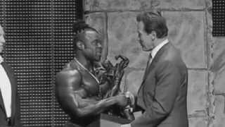 KAI GREENE - Success Is Hard Work HD