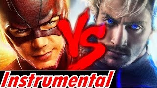 Instrumental Duelo de Titãs Flash VS. Mercúrio (7 Minutoz)