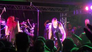 8 Foot Sativa - 8 Foot Sativa - Live At Westfest Auckland New Zealand - 3/3/2015