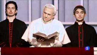 Especial Nochevieja con José Mota 2010   Un papa americano