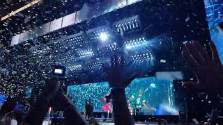 Bruno Mars - Locked Out Of Heaven, Opener Festival 2018, Gdynia, Polska