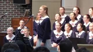 Severáček   Oh Happy Day (Sister Act 2)   E. Hawkins