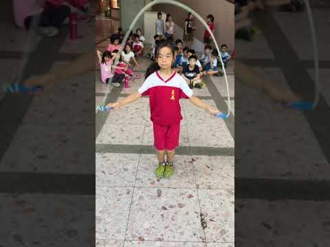 集美301跳繩比賽2 - YouTube