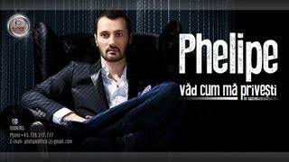 Phelipe - Vad Cum Ma Privesti (Audio)