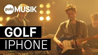 Golf - iPhone (Startrampe Live im Milla Club München)